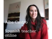 Qualified and Native Spanish Teacher - online- FREE TRIAL