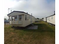 Fantastic Static Caravan For Sale on Brilliant Park, right next to Beautiful Beach!