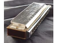 Classic HOHNER - Chromatica 270-C Harmonica - made in Germany comes with case