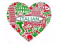 1 TO 1 ITALIAN TUITION