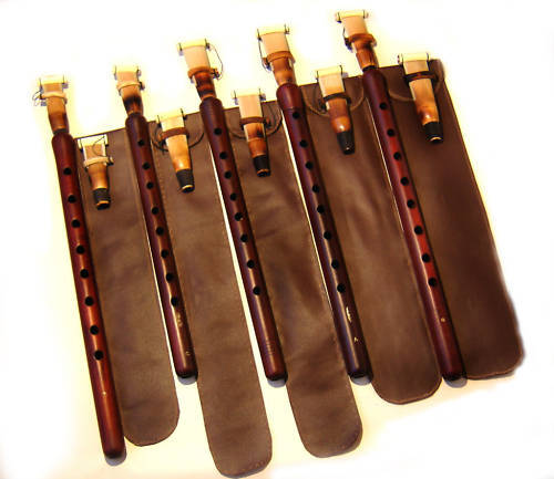 5 Armenian Professional DUDUK +10 REEDS +5 Leather Cases PRO DUDEK Oboe Mey Ney