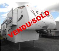 2011 Keystone RV Cougar 27RK ***SOLD***