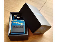 Boss BD-2 Blues Driver overdrive/distortion pedal