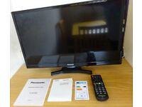 Panasonic 24 Inch LED TV Freeview HD USB Playback