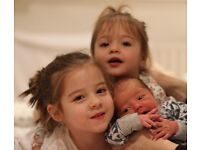 FULL-TIME LIVE-IN NANNY WANTED ASAP, BROOK GREEN, CAR AVAILABLE