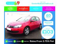 Volkswagen Golf 1.6 TDI BlueMotion Tech SE 5dr / finance available