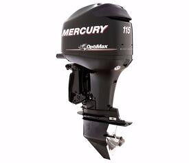 Mercury Optimax 115hp - New