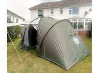 Coleman's Four Man Tent