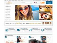 Dropshipping Business For Sale | Cats Eye Sunglasses and Accessories