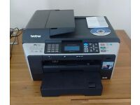 A3 BROTHER printer/copier/fax/scanner