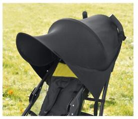 Rayshade Stroller Expanded Shade