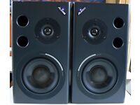 Alesis M1 Active Mk2 powered monitor loudspeakers