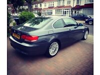 BMW 325i SE Auto 2d Coupé 2007 Gun Metal Grey