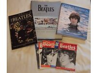Collection of Beatle Books and magazines