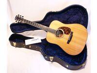 Larrivee D-05 Mahogany Select Series Acoustic Guitar