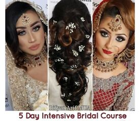 5 Day Intensive Makeup Bridal Course