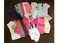 Girls summer bundle (age 12-18 months)
