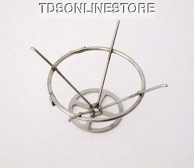 Stainless Steel Torching Basket For Enameling Etc.
