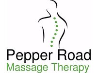 Sports and Deep Tissue Massage Therapy - Manchester
