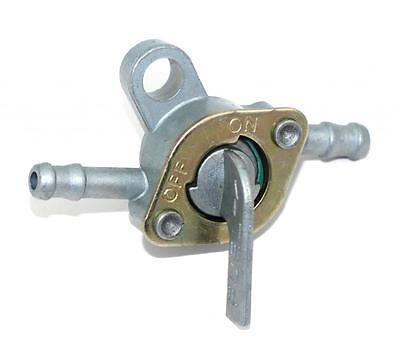 Inline Fuel Gas Shot Shut Off Valve Petcock Scooter ATV Go Kart