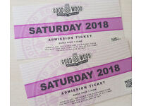 GOODWOOD REVIVAL Saturday Adult Admission tickets x2