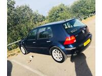 VW GOLF 1.6 •SWAPS OR £500•