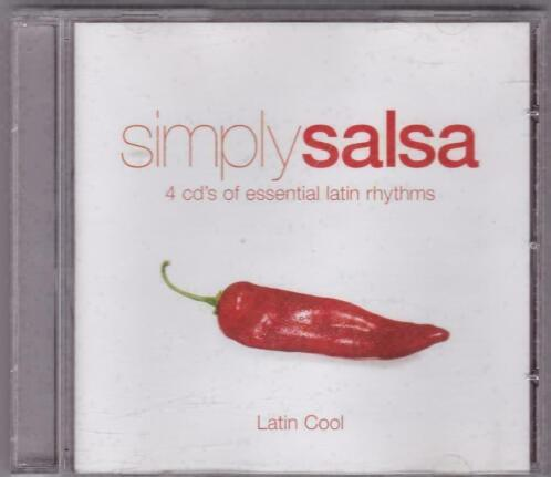 latin Cool CD3