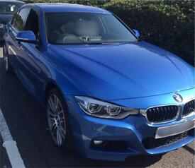 2016 BMW 335d - only 4900 miles