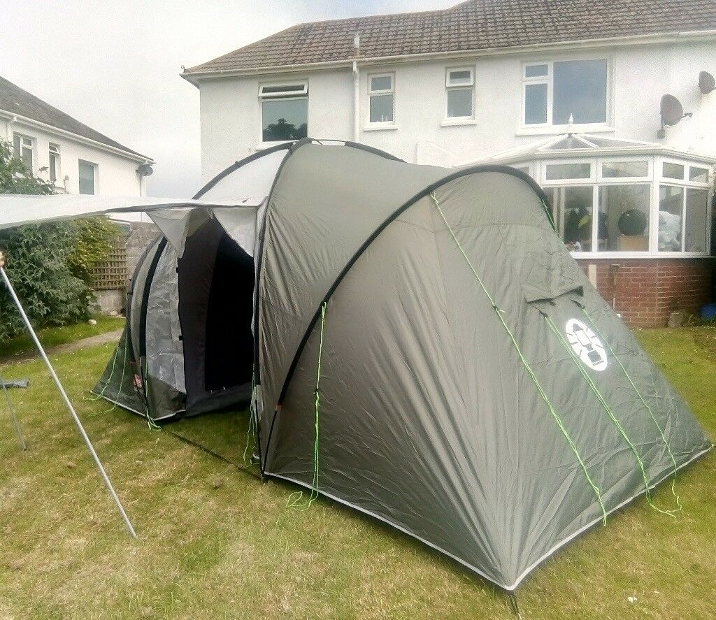 Colemanu0027s Four Man Tent & Colemanu0027s Four Man Tent | in Newquay Cornwall | Gumtree