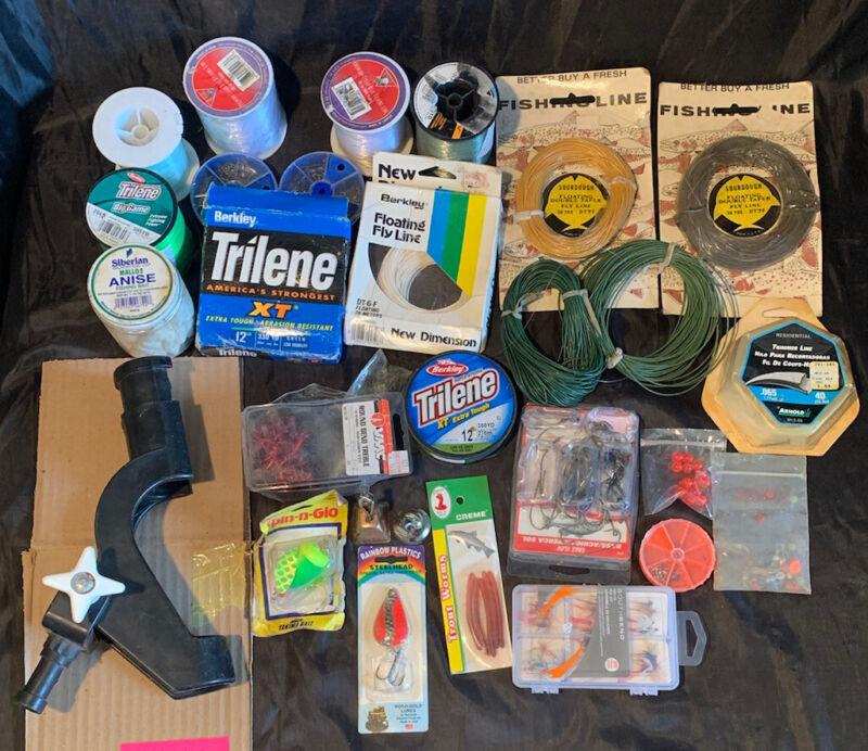 Mixed Lot of Various Fishing Tackle,