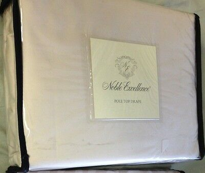 Noble Excellence Grassland 2 Tab Top Drape Panels With out Tie -