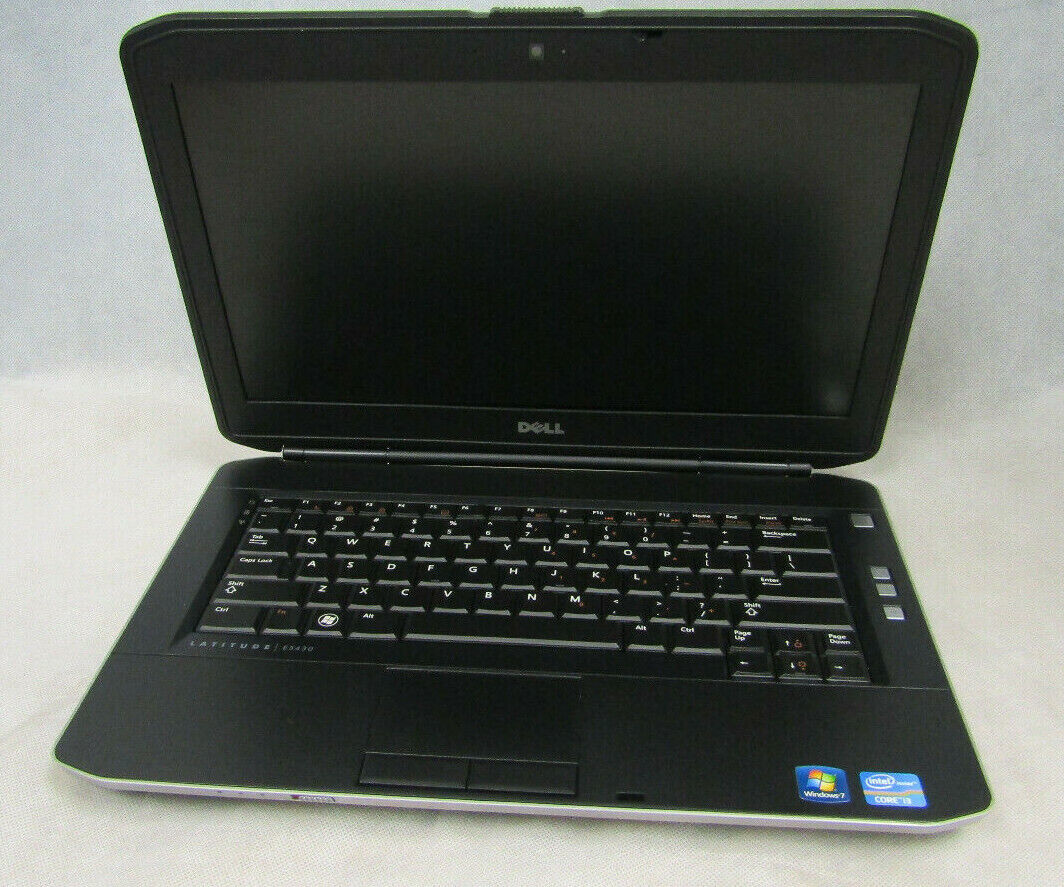 "Laptop Windows - Dell Latitude E5430 14"" Laptop PC Intel Core i3 Dual Core Windows 10 NEW BATTERY"