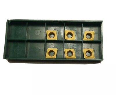 CPMT 32.51 Mk2 AA C2 Uncoated Carbide Inserts CPMT 09T304 10pcs CPMT 3251 New