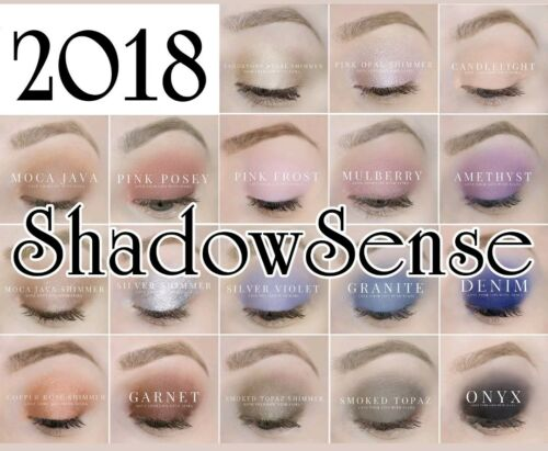 💋SeneGence ALL ShadowSense Colors- NEW & FULL SIZE Cowgir