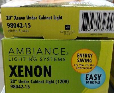 120 Three Light (SeaGull Lighting 98042-15 Three LIGHT SELF-CONTAINED 20