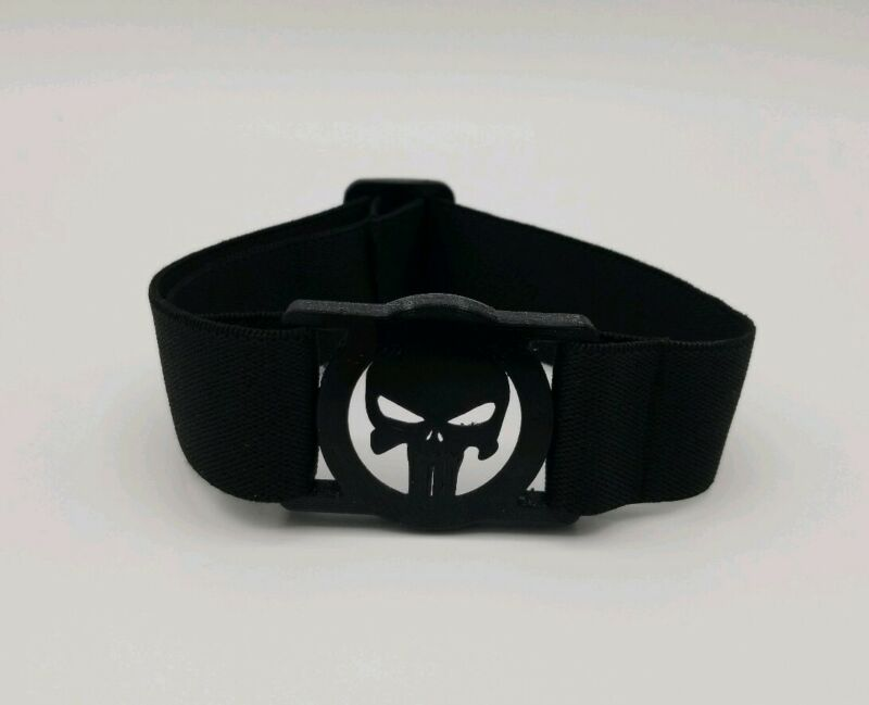 Freestyle Libre FLEXIBLE Sensor Armband (PUNISHER) - 14 Day Sensor - US Seller