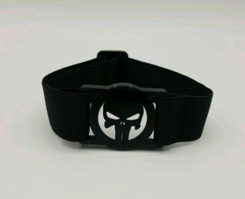 Freestyle Libre FLEXIBLE  Armband for Sensor - Punisher - US Seller