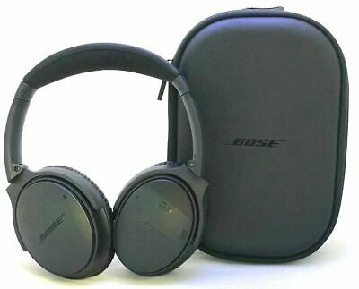 Bose QuietComfort 35 Series II Wireless Headphones  Black - (40-3A)