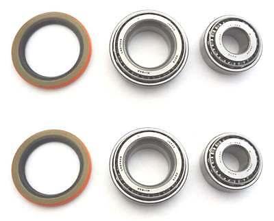 Ford Ranger 2wd Front Wheel Bearings & Seals Kit 1995-2011 (2 sides) KOYO -