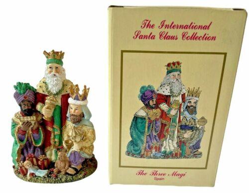 The International Santa Claus Collection 1995 The Three Magi Spain SC19
