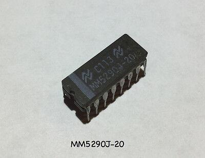 RARE ! Ceramic Mostek MK4027J-3-4K Dynamic RAM