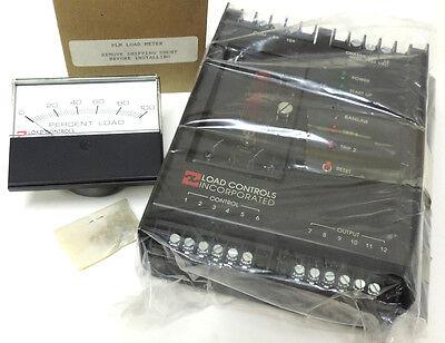 Nib Load Controls Pfr-1700 Motor Control Sensor Compensator W Plm Load Meter