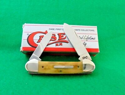RARE 1995 CASE XX USA LIMITED EDITION SERIES I CANOE KNIFE;NR 1 / 2500