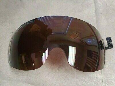 Gentex HGU-56/P Flight Helmet Amber Outer Lens / Visor USAF SPH Heli Helmet