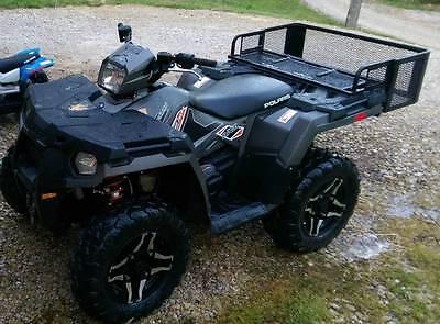 2015 Polaris Sportsman SP EPS ATV 4-wheeler