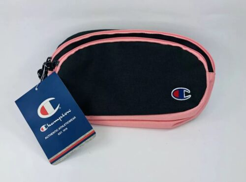 Champion Women's Fanny Pack, Pink Gray One Size