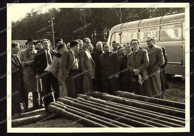 Foto-Benzol-Verband-BV-Seminar-Schledehausen-Erdölgebiet-Niedersachsen-1955-5