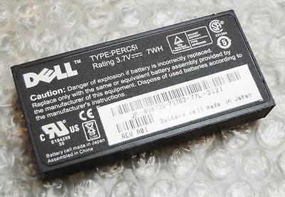 Dell U8735 0u8735 Perc5i Lithium-Ionen Wiederaufladbarer Batterien Packung - gebraucht kaufen  Versand nach Germany
