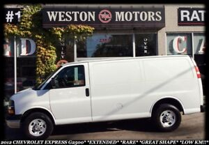 2012 Chevrolet Express G2500*RARE*EXTENDED*GREAT SHAPE!!*