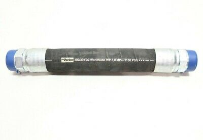 Parker 2in Npt 20-14in 1150psi Hydraulic Hose